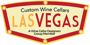 Custom Wine Cellars Las Vegas logo